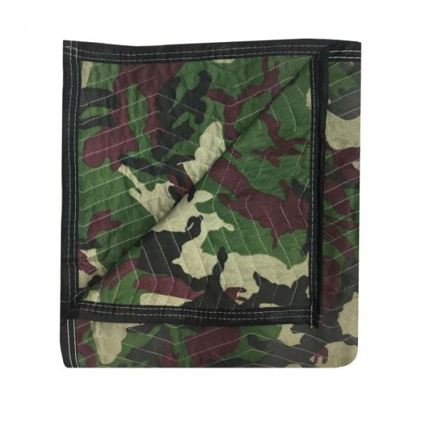 CAMO MOVING BLANKETS 65LBS/DOZ (6 PACK)