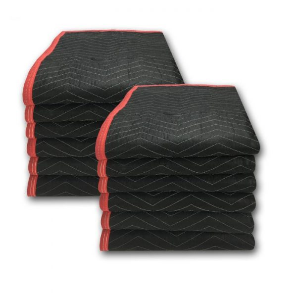 DELUXE BLANKETS 65LBS/DOZ (12 PACK)