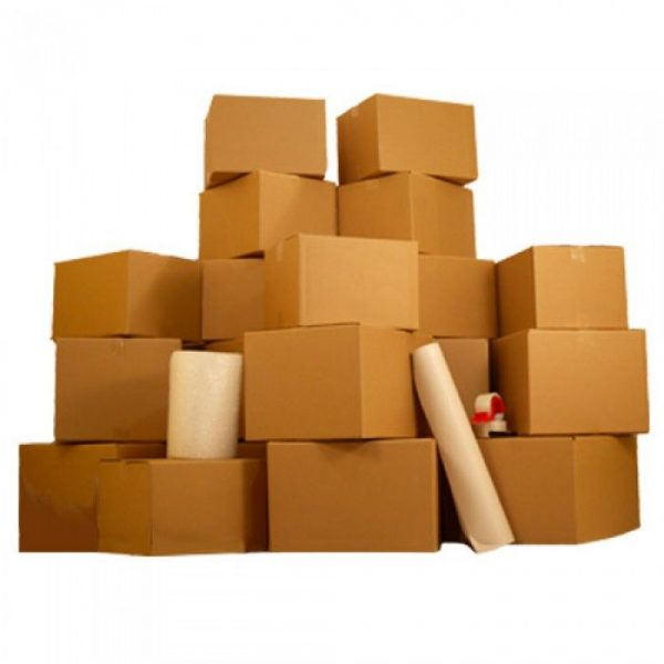 BASIC MOVING BOXES KIT #4