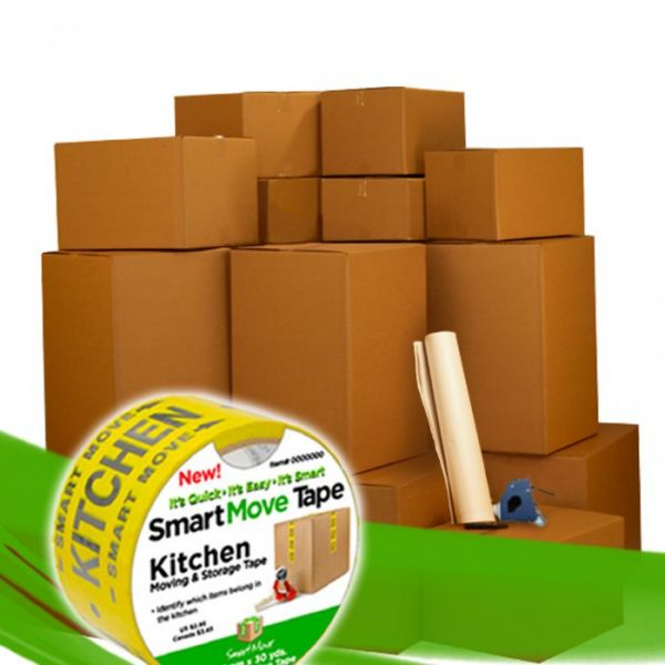 BIGGER BOXES SMART MOVING KIT #7