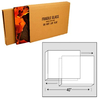 "PICTURE BOXES 5 SETS OF 30"" X 40"""