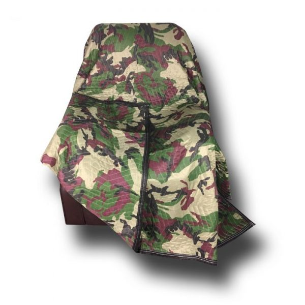 CAMO MOVING BLANKETS 65LBS/DOZ (12 PACK)