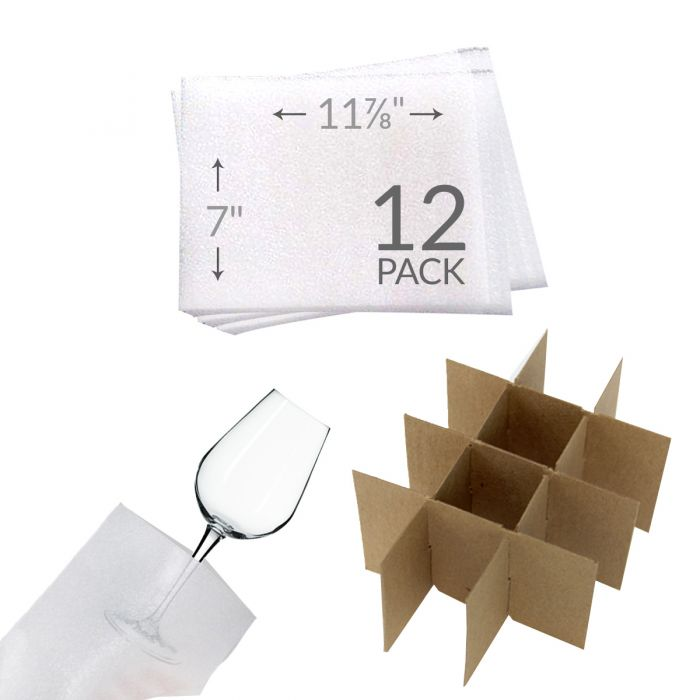 Boxesstore glasses-12-pack-divider Home