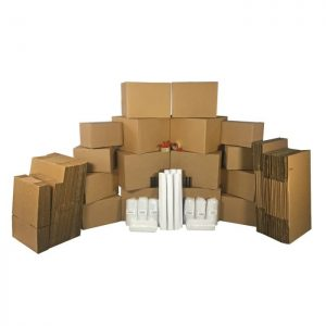 BASIC MOVING BOXES KIT #7
