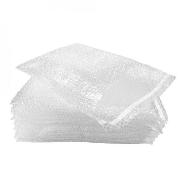 BUBBLE POUCHES 4X5.5-INCHES