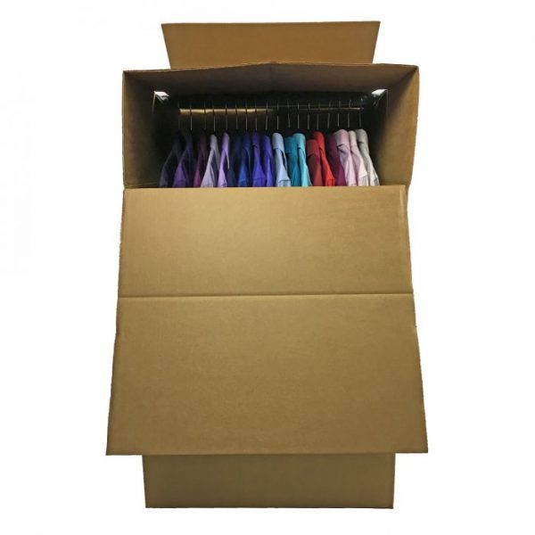 WARDROBE MOVING BOXES KIT #4