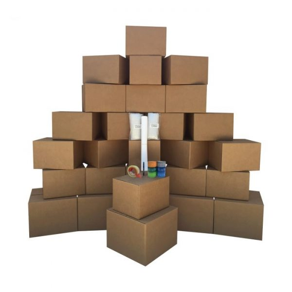 BIGGER BOXES SMART MOVING KIT #2