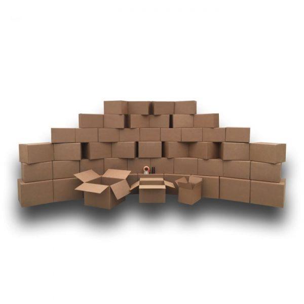 ECONOMY MOVING BOX KIT #3