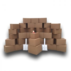 BASIC MOVING BOXES KIT #2