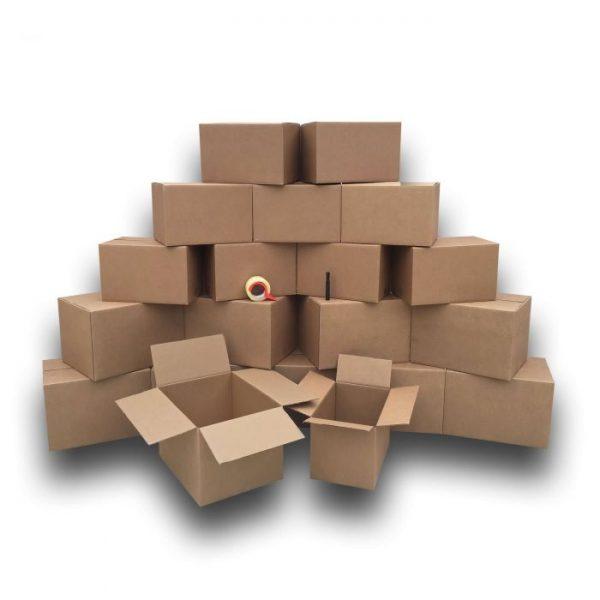 ECONOMY MOVING BOX KIT #1