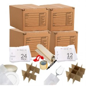 KITCHEN MOVING SUPPLIES KIT #1