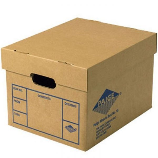 MIRACLE FILE BOXES 12 PACK