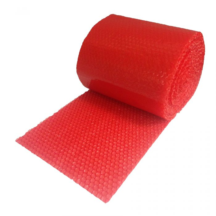 Red Bubble Small 3//16 Wrap x 12 Wide