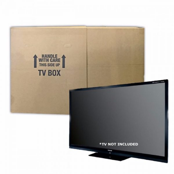 TV MOVING BOX UP TO 70""