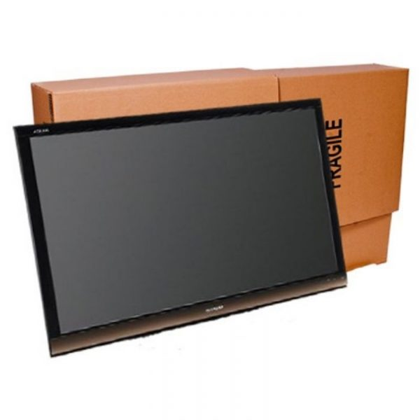 """TV MOVING BOX UP TO 70"""""""